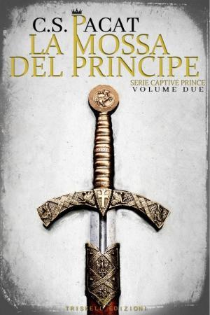 La mossa del principe, copertina.