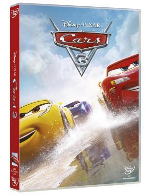 Cars 3 in DVD