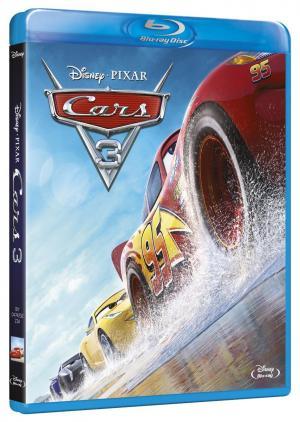 Cars 3 in Blu-ray