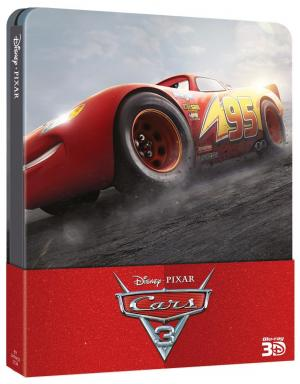 Cars 3 - Steelbook