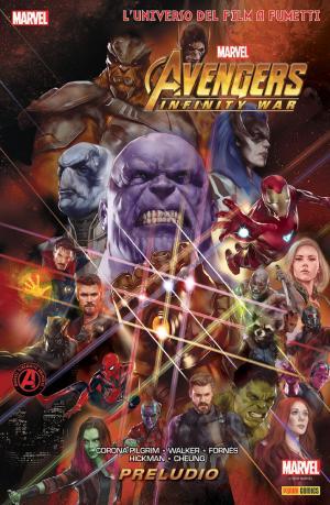 Avengers: Infinity War Preludio