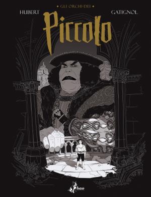 Gli Orchi-Dei: Piccolo, la cover