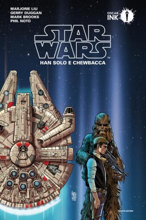 Han Solo e Chewbacca