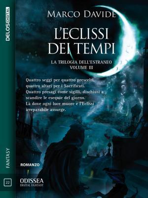 L'eclissi dei tempi - Copertina di Mario Labieni