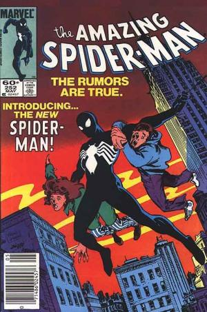 The Amazing Spider-Man 252