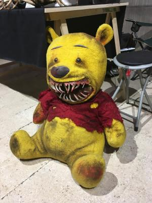 Winnie The Pooh in chiave horror