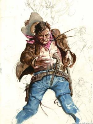 Il Tex di Guido Buzzelli