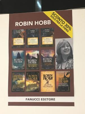 I romanzi di Robin Hobb