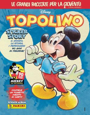 Topolino Sticker Story
