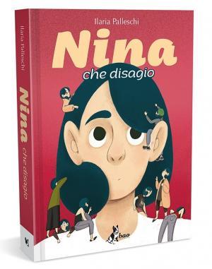 Nina che disagio, la copertina