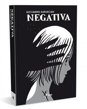 Negativa, la copertina