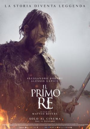 Il poster ufficiale de Il Primo Re
