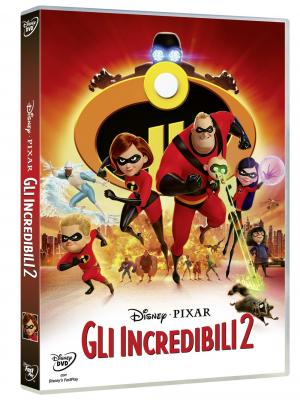Gli Incredibili 2 - DVD