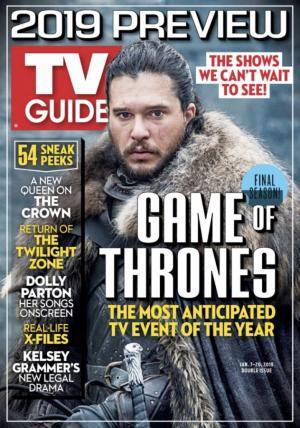 La copertina di TV Guide