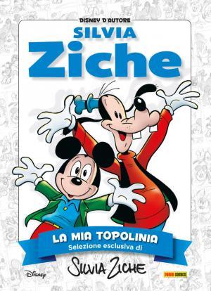 La mia Topolinia di Silvia Ziche, in anteprima a Cartoomics.