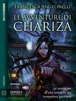 Le avventure di Chariza - Copertina di Chiara Forlenza