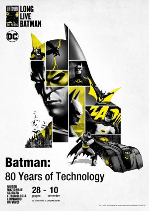 Batman: 80 Years of Technology