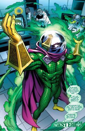 """Una delle """"missioni"""" di Mysterio? Screditare pubblicamente Peter Parker. Da Spider-Man/Deadpool del 2016."""