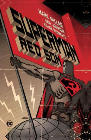 La copertina di Superman: Red Son.
