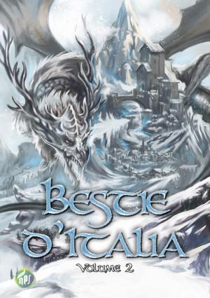 La copertina de Bestie d'Italia - volume 2, edito da NPS Edizioni