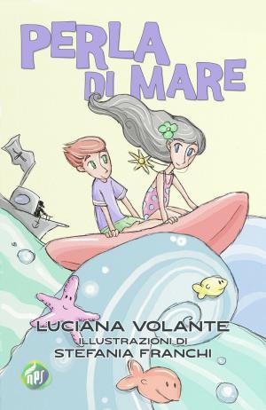 La copertina di Perla di mare di Luciana Volante, edito da NPS Edizioni