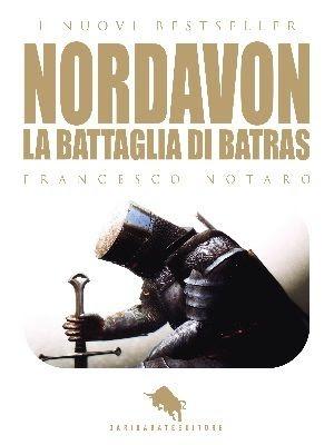 La copertina di Nordavon di Francesco Notaro, edito daDario Abate Editore