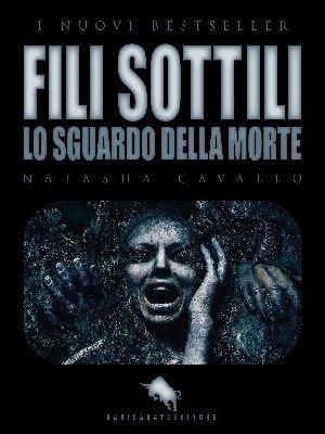 La copertina di Fili sottili di Natasha Cavallo, edito daDario Abate Editore