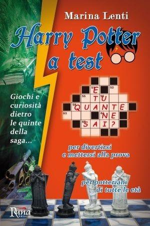La copertina di Harry Potter a test di Marina Lenti, edito da Runa Editrice
