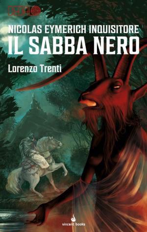 Il sabba nero. Copertina di Francesco Mattioli