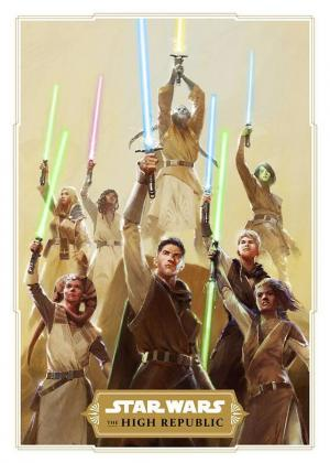 Concept art per Star Wars: The High Republic. (Fonte: Starwars.com)