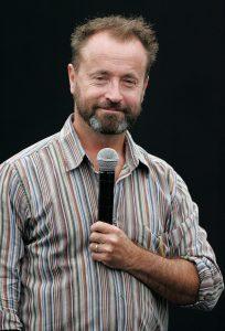 David Nykl alla Sydney OZ Comic Con del 2014 (fonte Wikipedia)