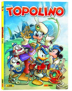 Topolino 3355 - Disegno di Andrea Freccero