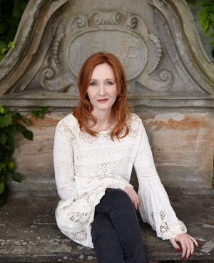 J.K. Rowling. Foto di Debra Hurford (2018)