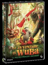 Le avventure di Wuba in DVD