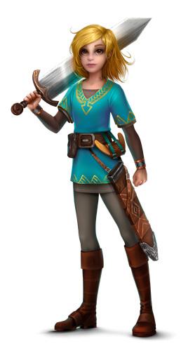 Tilia, la protagonista di Ocean's Heart