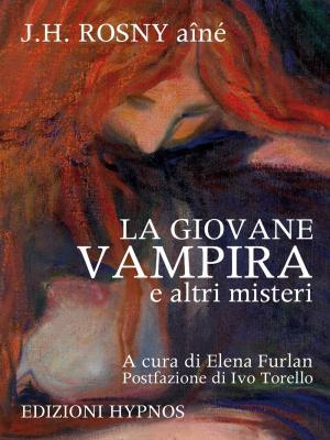 La giovane vampira e altri misteri - Immagine di copertina: Vampira, di Edward Munch (1895)