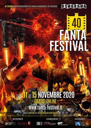 Fantafestival, poster di Mariano Baino