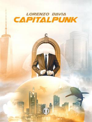 CapitalPunk, copertina di Ksenja Laginja