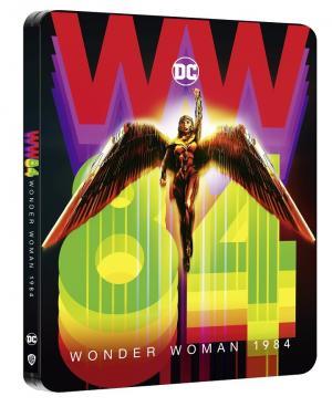 Wonder Woman 1984 - Steelbook