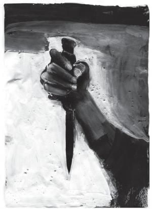 Illustrazione di Gianluigi Toccafondo