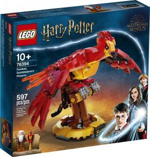 Fanny, la Fenice di Albus Silente LEGO® Harry Potter™ (76394)