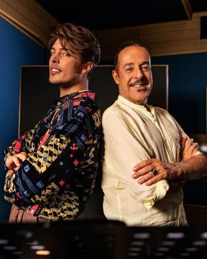 Stash e Massimo Lopez