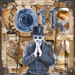 La copertina di 011, gioco steam-fantasy-metal