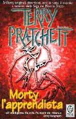 La precedente copertina dell'edizione TEA di Morty l'Apprendista