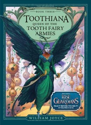 il libro da cui è stato tratto Rise of The Guardians