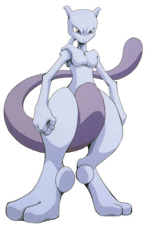 Il Pokémon Mewtwo