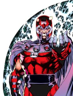 Il Magneto di china, dalla matita fatata di Jim Lee