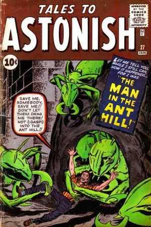 Tales to Astonish 27 - Il debutto di Ant-Man