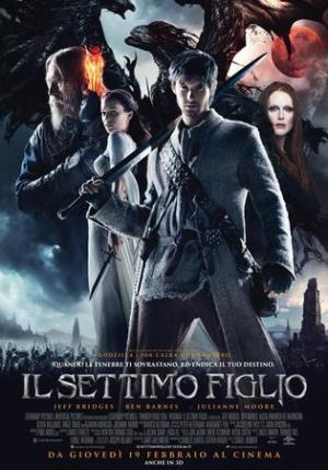 Il settimo figlio, il poster ufficiale