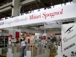 uno stand del gruppo Gruppo editoriale Mauri Spagnol